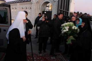 патриарх Хвалынск