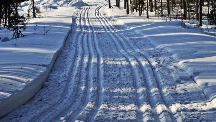 лыжная трасса в энгельсе